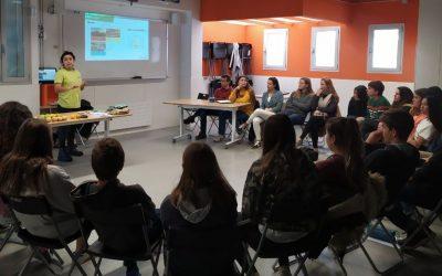 Ecomontgròs, projectes ambientals fets pels i les alumnes de l'Institut Montgrós