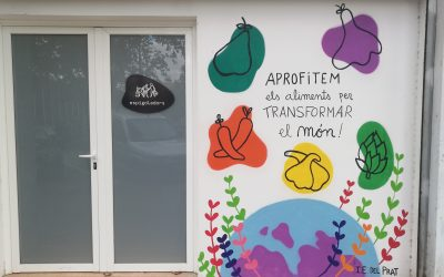 Pinceles y pintura para la acción social